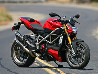 First Ride! 2009 Ducati Streetfighter S @ GSXR1000 ZONE com
